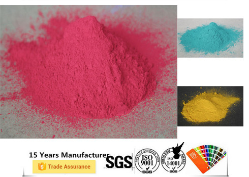 China High Glossy Anti Corrosion Powder Coating Electrostatic Spray Various Color supplier