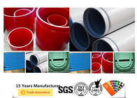 SGS Epoxy Anti Corrosive Coating , Electrostatic Spray Epoxy Resin Powder Coating
