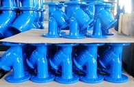 China Bule Color Valve Epxoy Powder Coating Corrosion Resistant Environmental factory