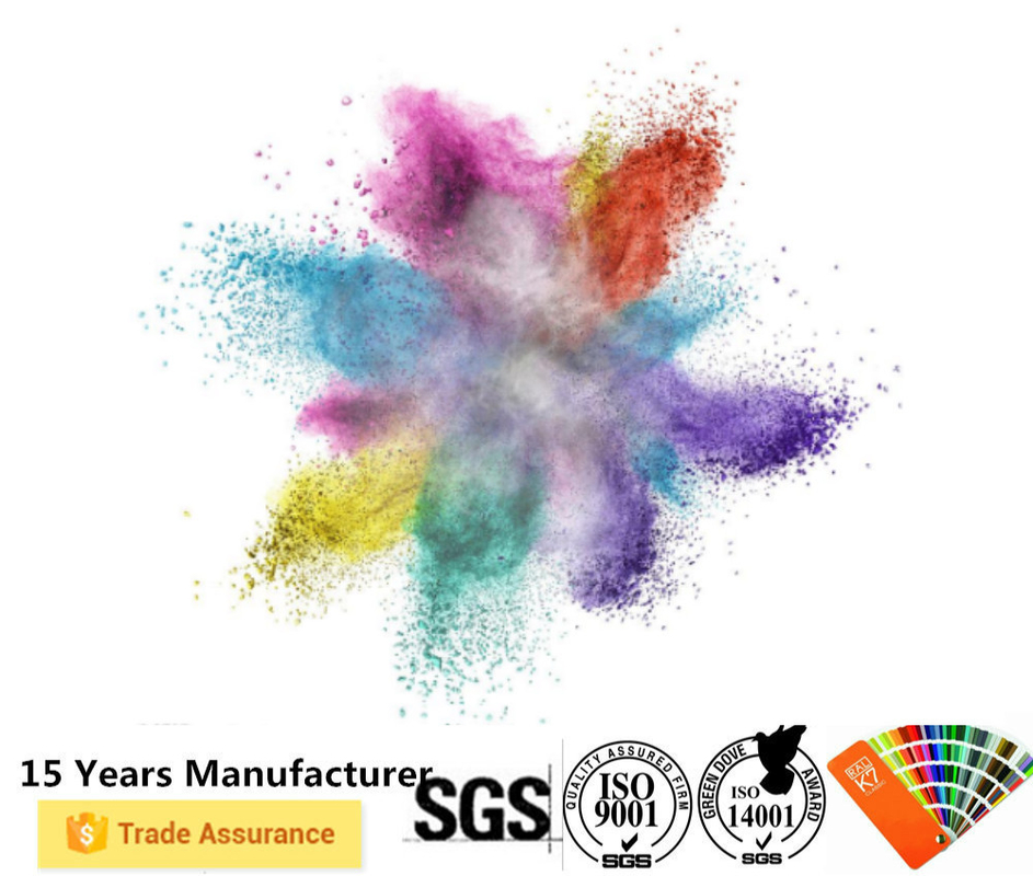 Pure Outdoor Powder Coating Sgs Certification Excellent Corrosion