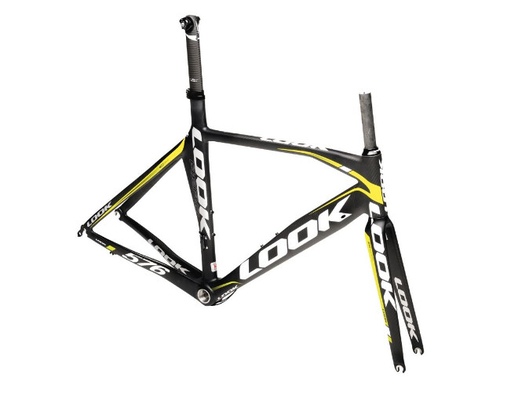 Weather Resistance Bike Frame Powder Coating RAL Colors Thermoset Type