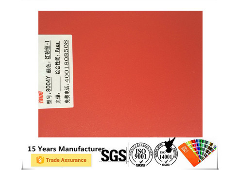 Thermosetting Performance Powder Coating Electrostatic Epoxy Resin Material