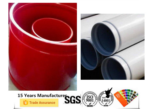 Oil Pipe High Performance Coatings , Pure Epoxy Super Durable Powder Coating